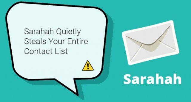 viral Sarahah